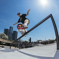 Red Bull's Hart Lines brings top street skaters to Detroit