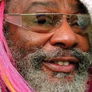 George Clinton lays it all down