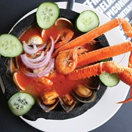 Mariscos El Salpicon is your Latin American hangover cure