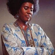 Today's music read: Red Bull on Alice Coltrane