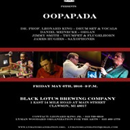 Show preview: Oopapada this Friday at Black Lotus