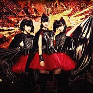 Don't forget: Japanese teen pop-metal band Babymetal plays tomorrow