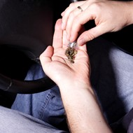 Marijuana on the road   Higher Ground