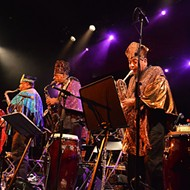 Just announced: Sun Ra Arkestra to play Detroit in July