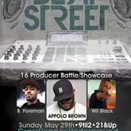 Show preview: Beat battle at the Grasshopper Sunday