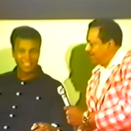 Video: Watch this interview of Muhammad Ali on Detroit's 'Speaking of Sports'