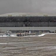 Firefighters extinguish minor blaze at disused Pontiac Silverdome