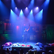"The bloody fun of ""Evil Dead: The Musical"" comes to City Theatre"