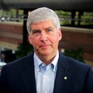 Snyder, Trump approach government like business — and it doesn't work