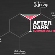 Celebrate summer...with science! And drinks!