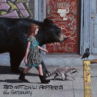 Here's the new Red Hot Chili Peppers song 'Detroit'