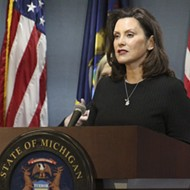 Whitmer may allow small gatherings by the end of May if coronavirus cases continue to shrink