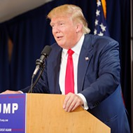 Lessenberry: when it comes to Trump, there are no f*cking do-overs