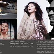 Show preview: Sidewalk Progressive Arts Jam Thurs., July 14