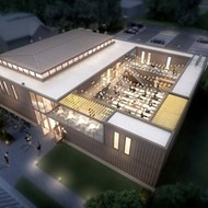Shipping container food hall to break ground in August