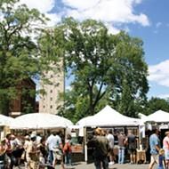 Spend the weekend at Ann Arbor's annual Art Fair