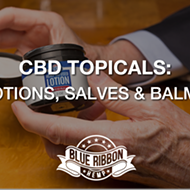 CBD Topicals - Salves, Creams and Balms