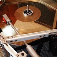 Updated: Watch the launch of Third Man's craft set to play the first vinyl record in outer space