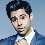 Daily Show's Hasan Minhaj to perform in Detroit in Dec.