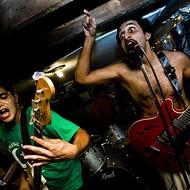 Catch punk band The Kominas at the Phoenix Café