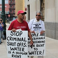 Researchers highlight connection between Detroit water shutoffs, foreclosures