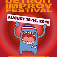 Comedy Bang Bang's Paul F. Thompkins to perform at the Detroit Improv Festival