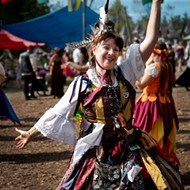Get your 16th century on at the Renaissance Festival this weekend