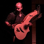 YouTube dude Andy McKee stops in Ann Arbor tonight