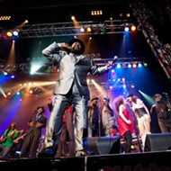 George Clinton is bringing the funk for a free show at Campus Martius