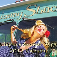 The Shimmy Shack 'Sexiest Vegans' calendar is back