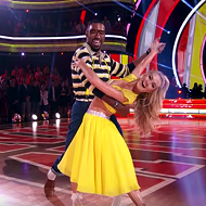 WATCH: Calvin Johnson channels Steve Urkel on 'Dancing With the Stars'