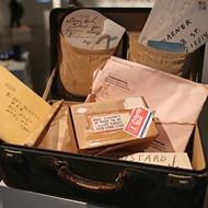 'Ray Johnson: The Bob Boxes' spills forth at CCS