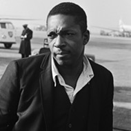 Today is John Coltrane's birthday