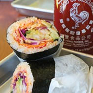 Yuzu Sushi Co. introduces Detroit to the trendy sushi burrito