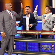 Your chance to be on the <i>Family Feud</i> is now