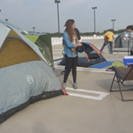 Die-hard fans line up 24 hours before first two Michigan Chick-fil-A openings