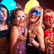 What does a Canadian feminist Halloween disco masquerade look like?