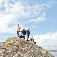Teenage Fanclub returns to the U.S. in support of 'Here'