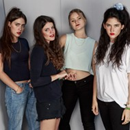 5 reasons to go see Hinds tomorrow at the Pike Room