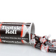 Some sick f*ck put a razor blade in a tootsie roll and the cops are investigating