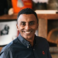 Food from renowned Chef Marcus Samuelsson's latest cookbook to be featured at Central Kitchen + Bar