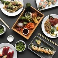 Chef Rob Lee elevates museum fare with Super Happy Sushi at Café 78