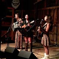 Tonight: Julie's Motor City Songbirds Festival at PJs