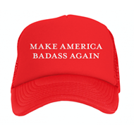 Kid Rock embarrasses himself with a line of Trump-themed merchandise