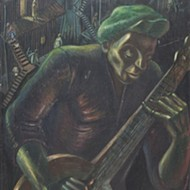 Wright Museum to restore John Thomas Biggers' social realist painting