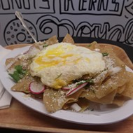 What's for Lunch: The chilaquiles at O.W.L. are legit