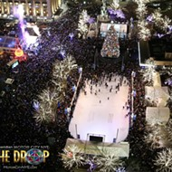 Record attendance reported for Meridian Motor City NYE 'the Drop' presented by Quicken Loans