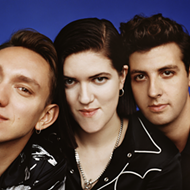 Just announced: The xx are coming to town in May and holy shit we're excited