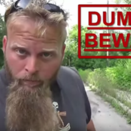 Local blight fighter's 'camera crusade' aids cops in busting illegal dumper