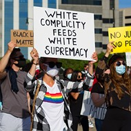 Nothing weird about Detroit's largely white Black Lives Matter protests, according to cellphone data
